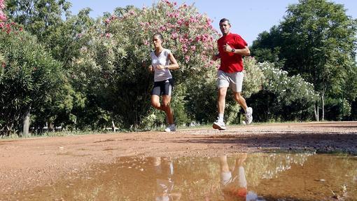 Circuito Parque Cruz Conde Cordoba : Cinco lugares para hacer running en córdoba