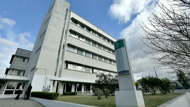 Sede de la Agencia de Medio Ambiente, en Sevilla