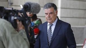 El exconsejero de Empleo de la Junta José Antonio Viera