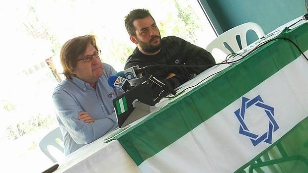 Presentación en El Puerto de Santa María del partido nacionalista Somos Andaluces