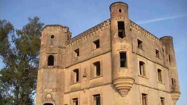 Palacio de Isabela, en la barriada de Alcolea