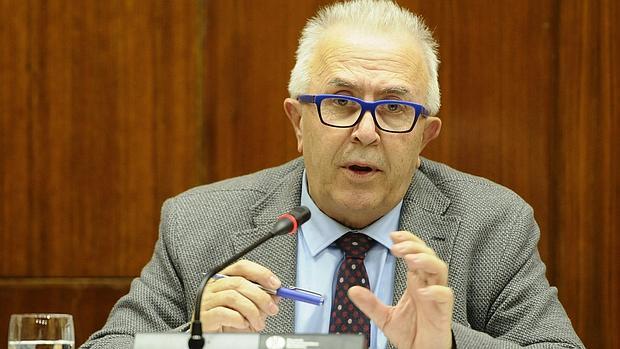 José Sánchez Maldonado, consejero andaluz de Empleo