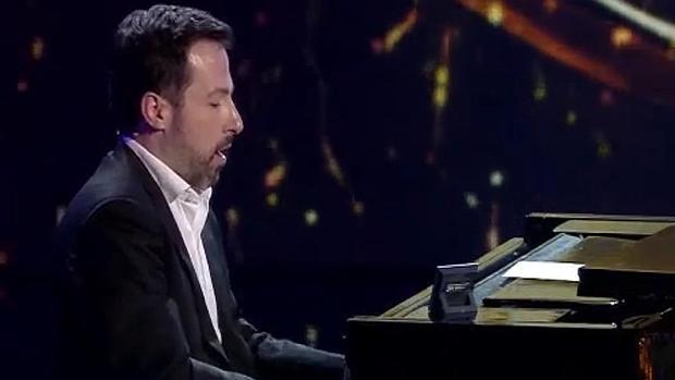 Alberto de la Paz - Got Talent España - Cristina Ramos gana Got Talent España