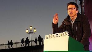Podemos manipula el apunte sobre la UMA en la declaración de bienes de Íñigo Errejón