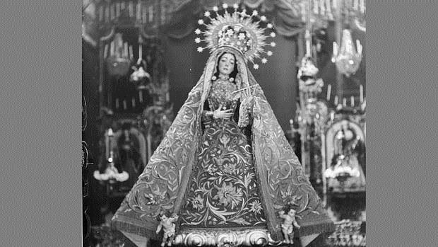 La Virgen de los Dolores, sin rostrillo a finales del siglo XIX