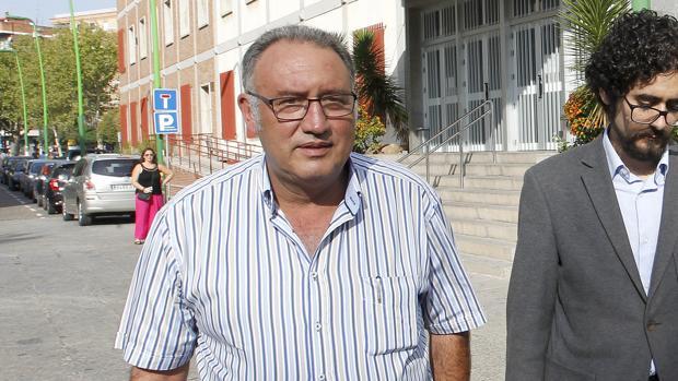 El secretario general de CTA, Paco Moro