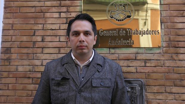 Roberto Macías, el extrabajador que denunció la caza de brujas