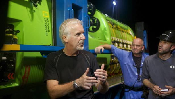 James Cameron ya trabajó en una producción de National Geographic