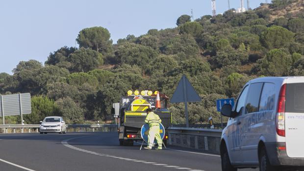 Un herido grave en un choque frontal contra una furgoneta for Furgonetas en cordoba