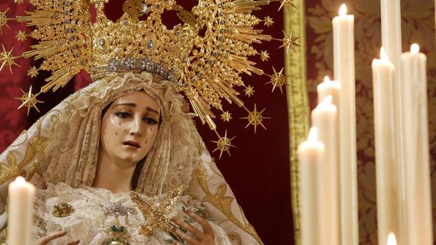 María Santísima de la Paz y Esperanza