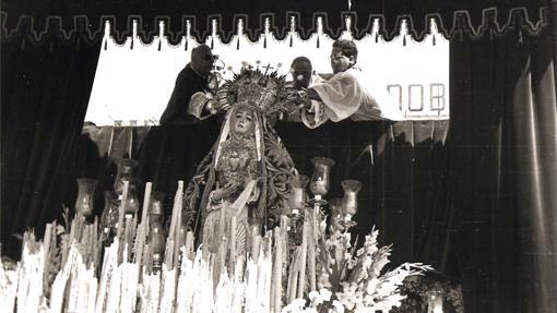 Coronación de Nuestra Señora de los Dolores