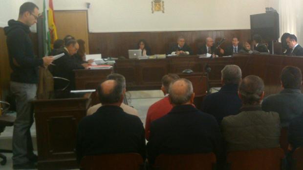 Juicio a los Agentes de Medio Ambiente acusados de corrupción en Huelva