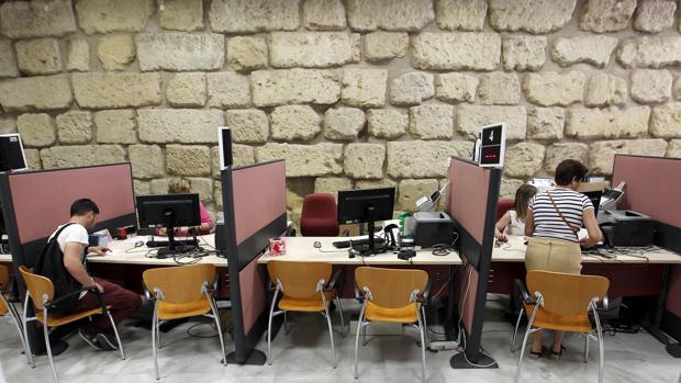 La alpargata de brian for Oficinas atencion al ciudadano madrid