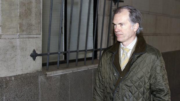 El juez del caso, Álvaro Martín