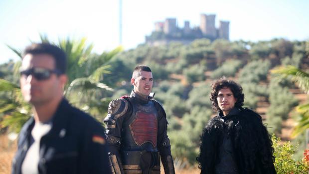Juego de Tronos elige el entorno del Castillo de Carcabuey para rodar un capitulo