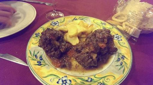 En La Soleá se unen la buena cocina y el arte flamenco