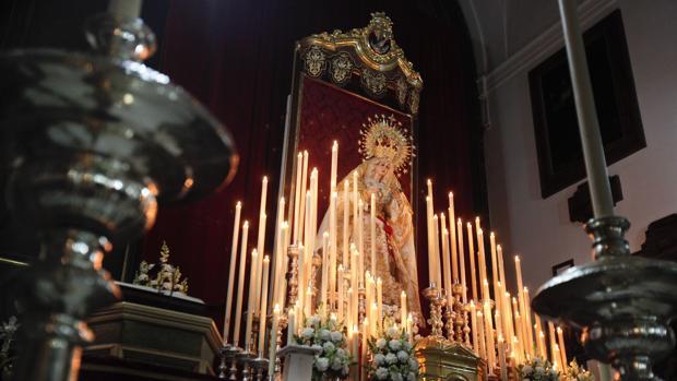 Virgen de la Paz y Esperanza