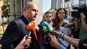 La fiscal no estuvo en la declaración de los acusados de violar a una chica de Pozoblanco