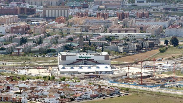 Zona de expansión residencial de Poniente en Córdoba