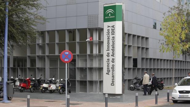 La sede en Sevilla