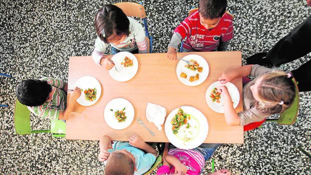 C rdoba sigue entre las provincias con menos comedores escolares - Comedores escolares malaga ...