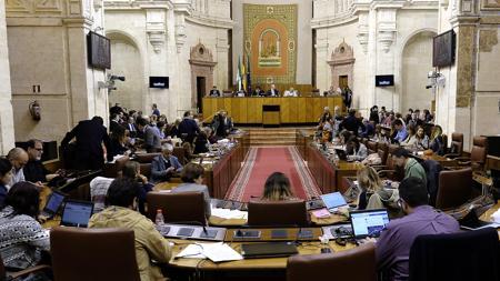 Los servicios jurídicos del Parlamento estudiarán el fallo cuando se reciba