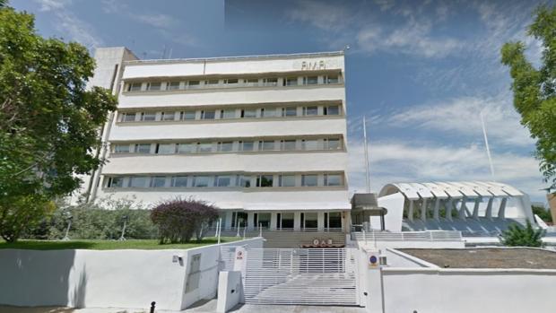 Sede de la agencia Amaya