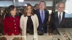 La Junta de Andalucía veta al alcalde de Málaga en el Museo de la Aduana