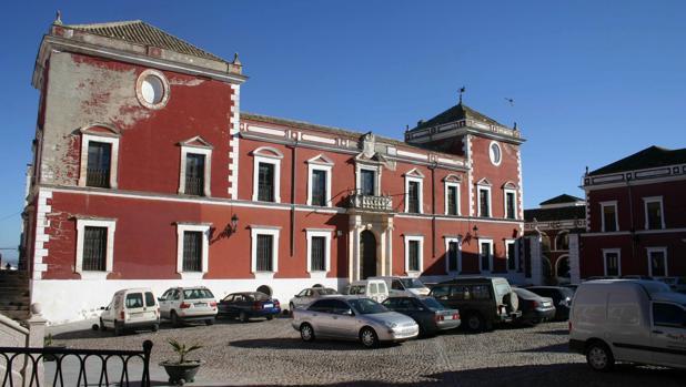 Imagen del Palacio de los Duques de Fernán Núñez