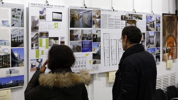 El colegio de arquitectos de c rdoba entrega sus scars - Colegio de arquitectos de cordoba ...