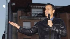 Trabajadores del CIOMijas pinchan a Díaz pidiendo ayuda a Pedro Sánchez