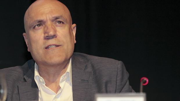 Martín Blanco, viceconsejero de Salud