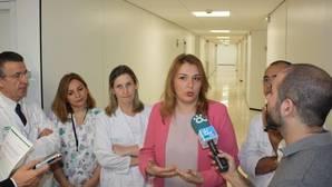 El SAS mantiene cerrada un ala de un hospital de Málaga «inaugurada» hace un mes