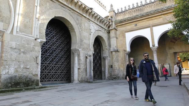 Celosía de la Mezquita-Catedral de Córdoba