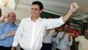Pedro Sanchez, en una imagen de archivo