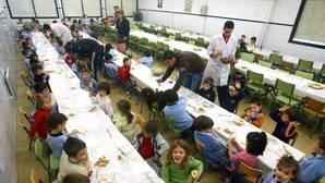 Las AMPAs piden que se doblen turnos en comedores y más plazas
