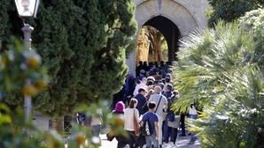 La segunda puerta exprés del Alcázar de Córdoba