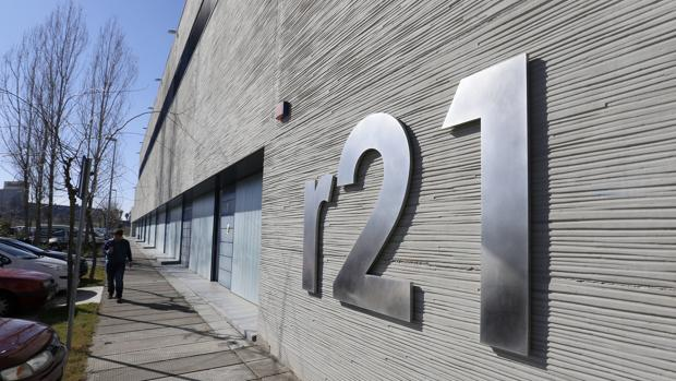 Imagen de uno de los edificios de Rabanales 21
