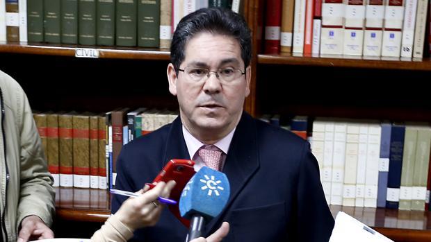 Pedro Izquierdo, ex alto cargo con Chaves y Griñán y presidente de la Sala que enjuiciará los ERE