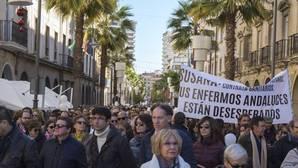 Huelva y Málaga mantienen alta la marea blanca
