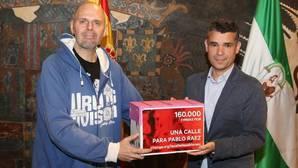 Calle, plaza o espacio público: el nombre de Pablo Ráez perdurará en Marbella
