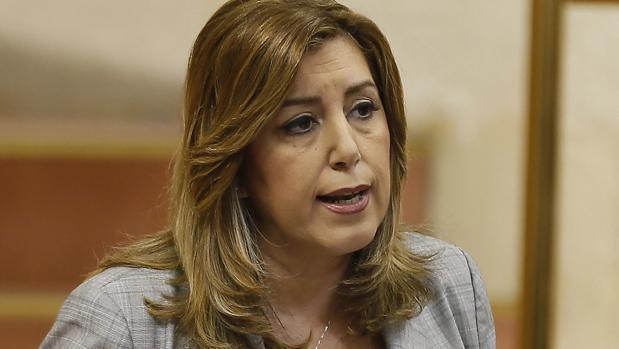 Susana Díaz afirmó no estar dispuesta a bonificar lo que considera un impuesto «para ricos»