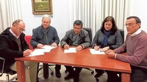 Caraballo fue clave para evitar la moción de censura de Aljaraque