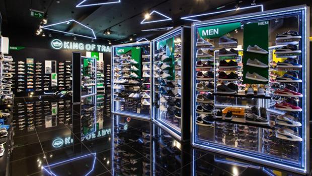 c1eef502fa078 La tienda británica de moda deportiva JD Sports abre este viernes en ...