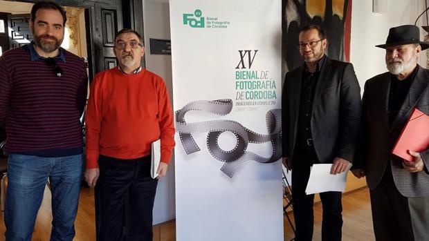 Presentación de la XV Bienal de Fotografía de Córdoba de 2017