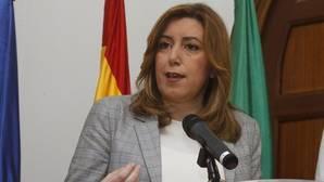 Susana Díaz, tras darse a conocer que optará a liderar el PSOE nacional: «Ahora toca ponerse a trabajar»
