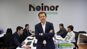 Juan Luis Velayos, consejero delegado de Neinor Homes