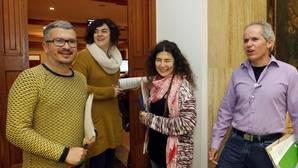 El concejal de Ganemos Córdoba Alberto de los Ríos dimite por «motivos personales»