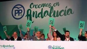 El PP andaluz restituirá en sus cargos a los políticos que resulten absueltos en los tribunales