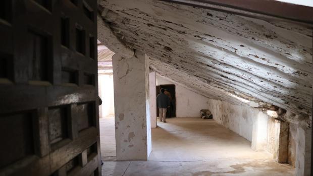 Edificio de La Tercia, una de las posibles ubicaciones del museo